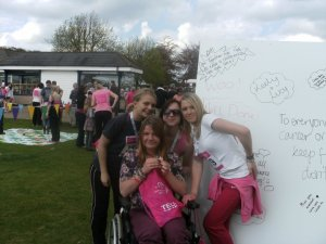 race for life all girls