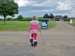 race for life walking