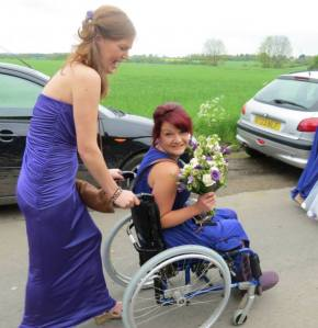rachel wheelchair